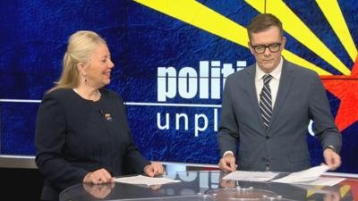 GOP Rep Debbie Lesko on Politics Unplugged