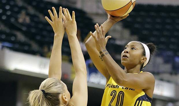 Former Sun Devil Briann January making a difference with the Mercury