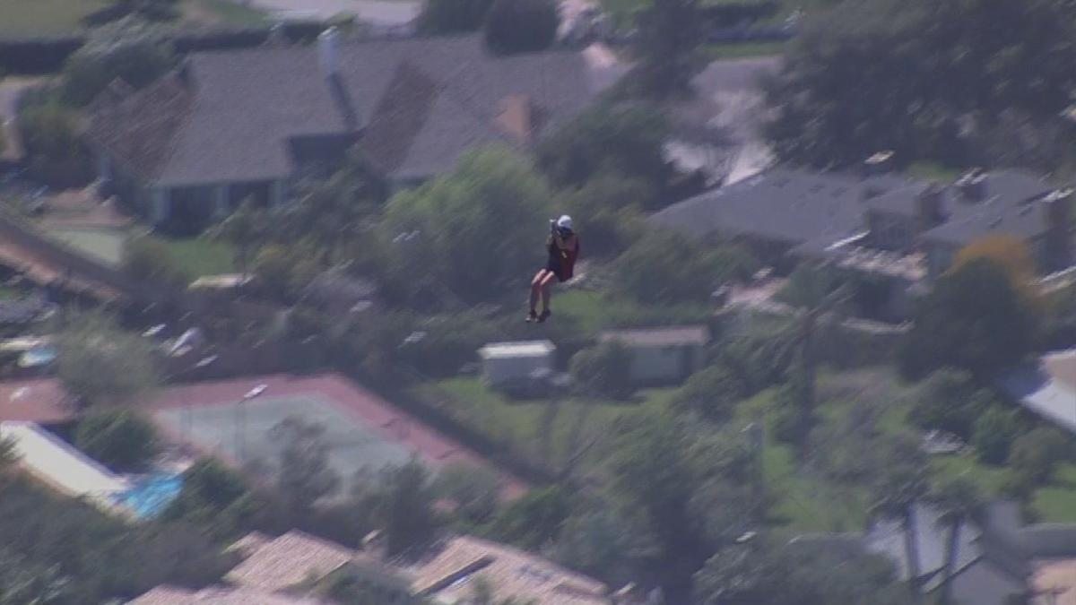 Two hikers rescued off Camelback Mountain after marriage proposal