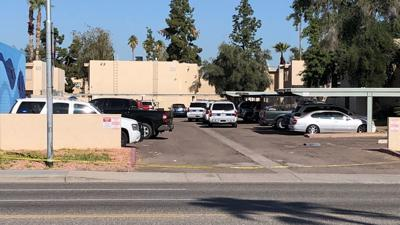 Police investigating shooting at Phoenix apartment complex Sunday morning