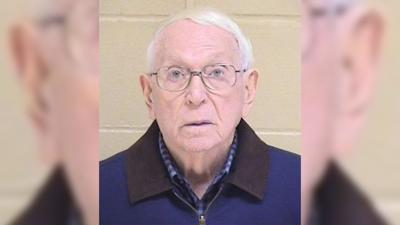 91-year-old man charged with rape of minor in Louisiana, police say
