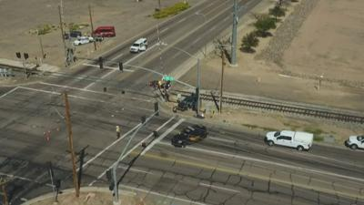 MCSO: One killed in motorcycle crash in Avondale area | Arizona News
