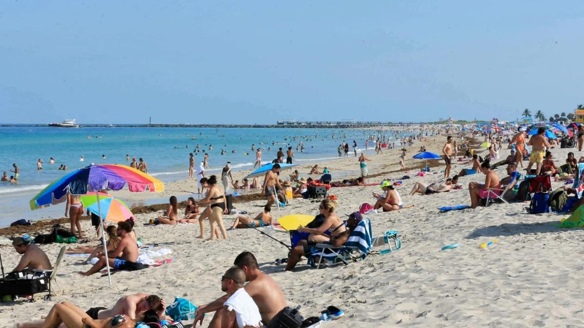 Miami's famous beaches closing for Fourth of July amid coronavirus concerns