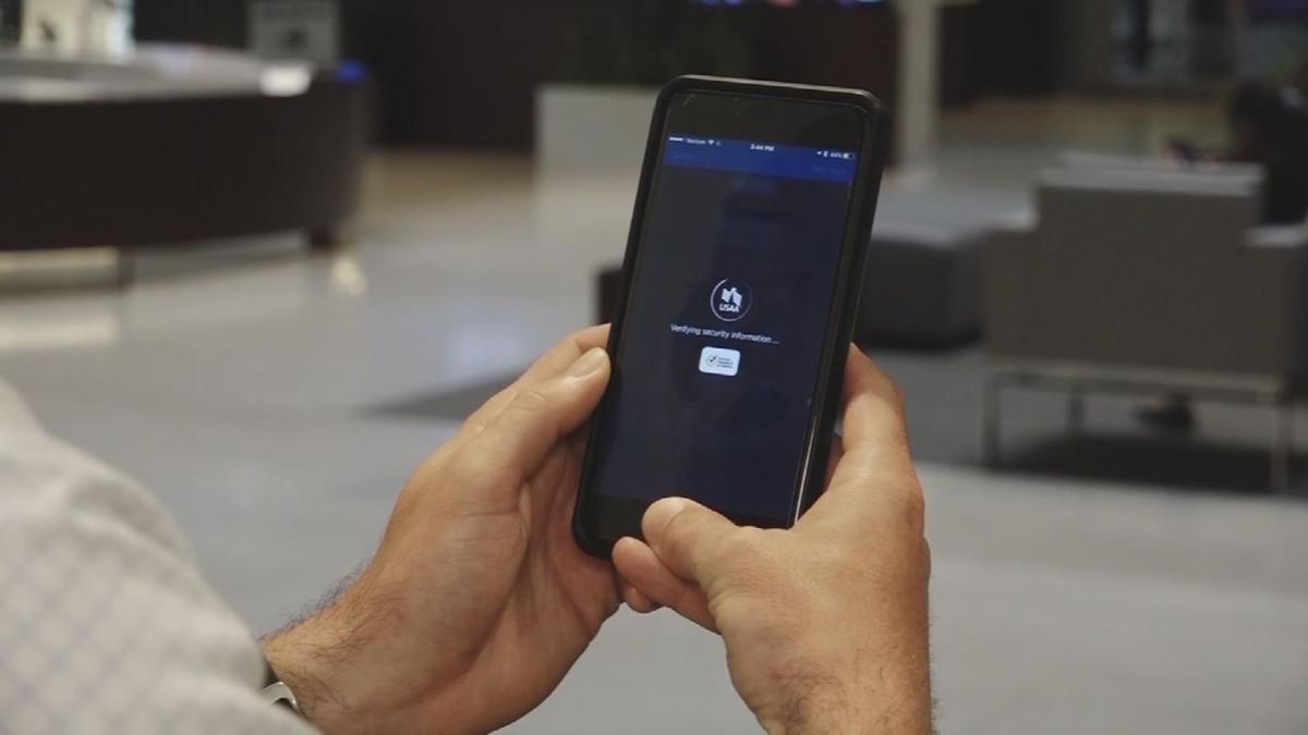 Biometrics to phase out passwords