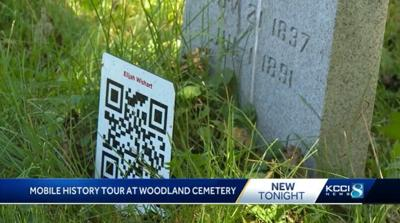 Cemetery's QR codes bring the people's stories to life