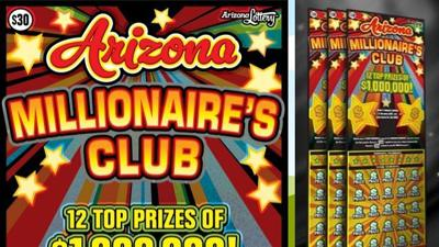 Two top winners in scratcher game