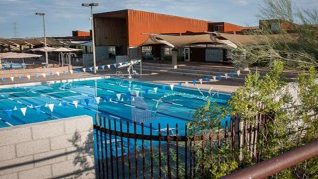 McDowell Mountain Ranch Fitness & Aquatic Center