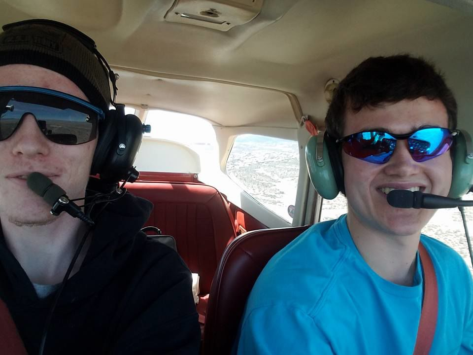 Mother mourns 19-year-old-son killed in small plane crash