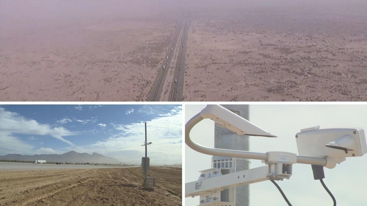 ADOT dust detection system