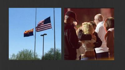 Gov. Ducey orders state flags lowered to half-staff