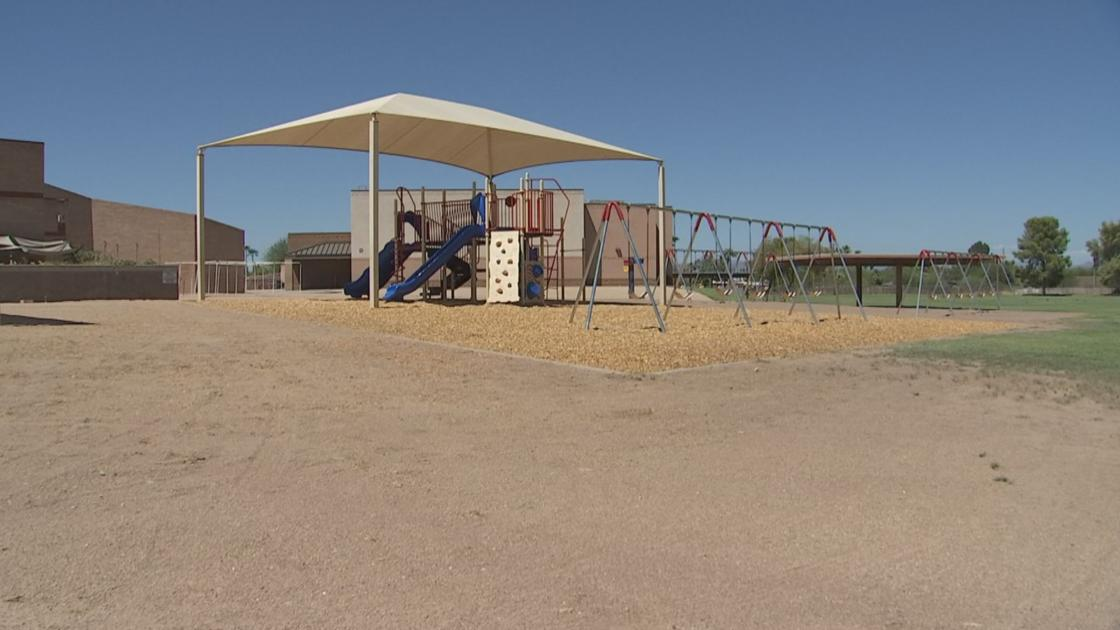 Extreme heat forces Phoenix-area schools to keep kids inside for lunch, recess