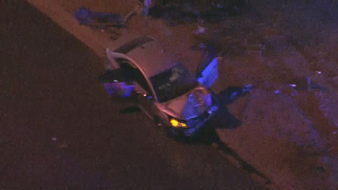 Two-vehicle crash in Scottsdale leaves woman fighting for her life