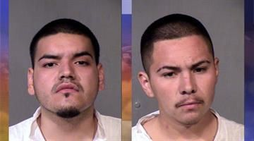 2 Arrested in shooting deaths of 2 in Phoenix apartment