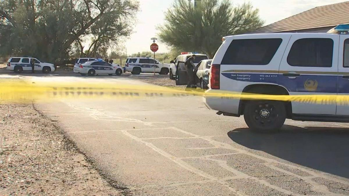 Phoenix police identify suspect killed in Saturday's officer-involved shooting