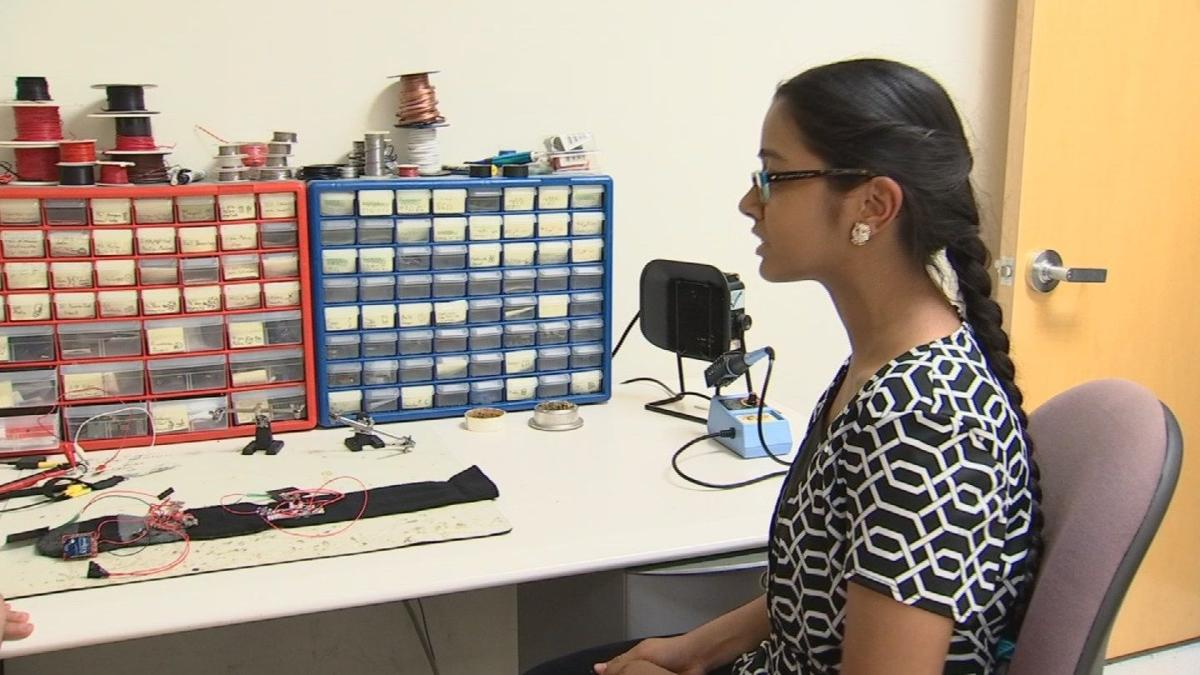 ASU team developing Parkinson's device with help from high schooler