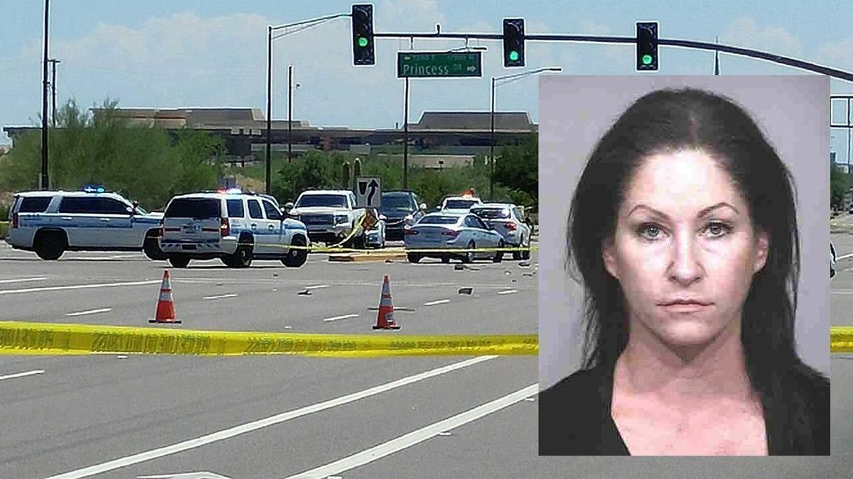 PD: Woman who hit, killed motorcyclist in Scottsdale had BAC of .355