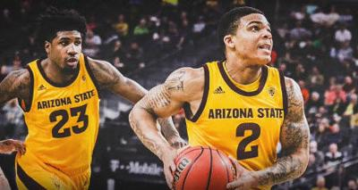 This is the second straight year ASU has gone to the NCAA Tournament.