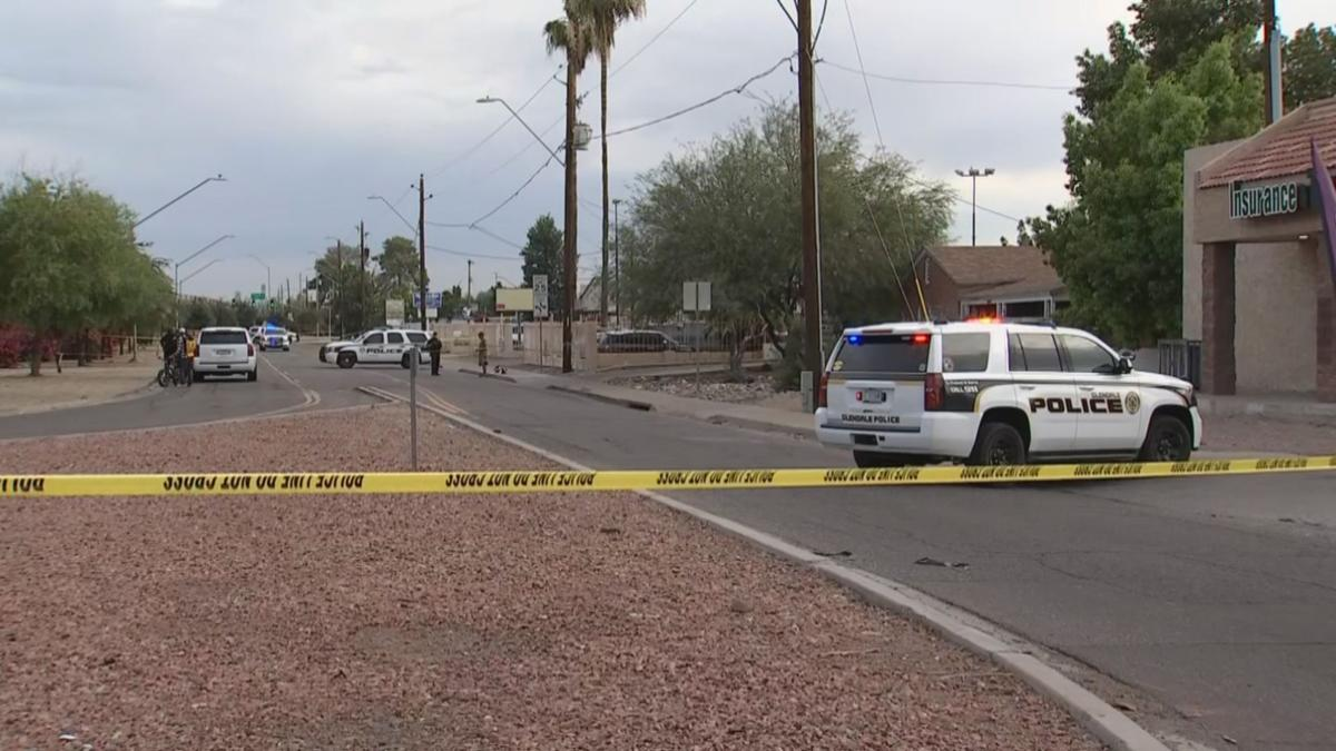 Glendale PD investigating reported shooting