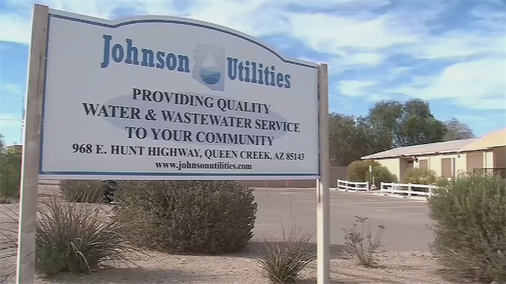 Johnson Utilities addresses customer complaints, other issues