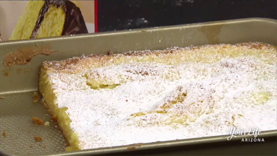 St. Louis Style Gooey Butter Cake