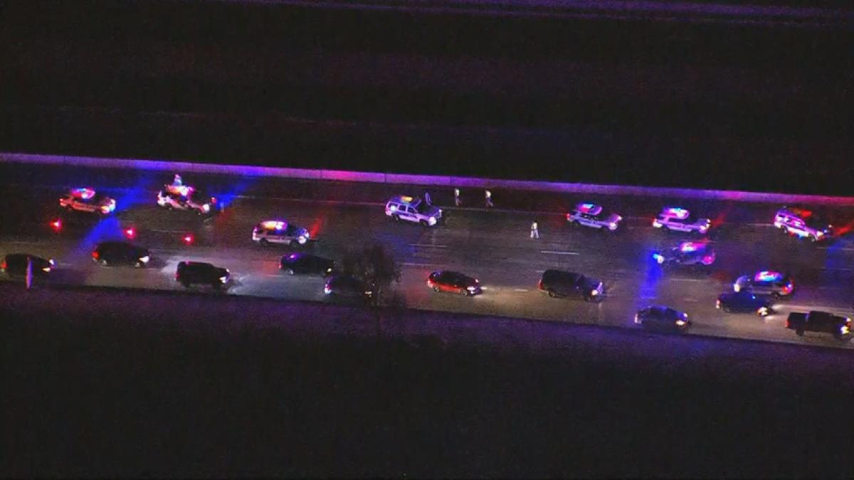 Crash investigation shuts down I-10 in west Phoenix
