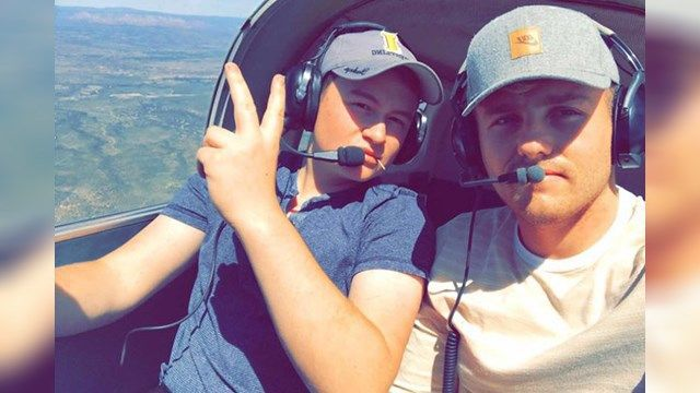 Young men injured in small plane crash were passionate flyers