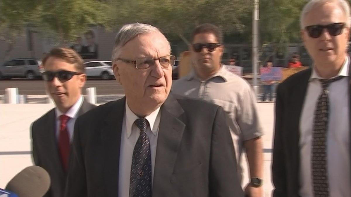 Another ex-Arpaio underling testifies against him in court