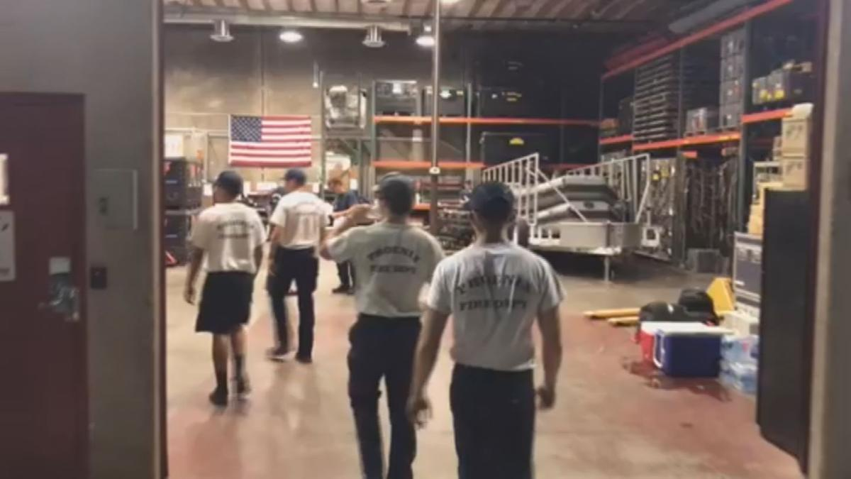 45 Phoenix personnel heading to North Carolina ahead of Hurricane Florence