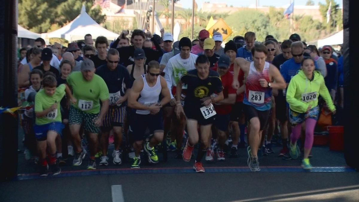 Undy Run Looks To Knock Out Colon Cancer Archives Azfamily Com