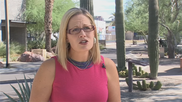 Rep. Sinema opposes withdrawing from the Iran nuke deal she voted against