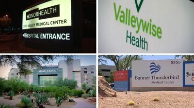Hospitals implement no visitor policies