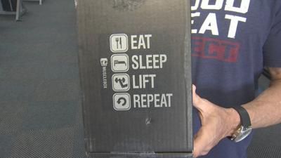 There's a box for that: Fitness