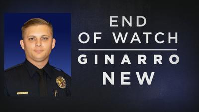 End of Watch: Officer Ginarro New