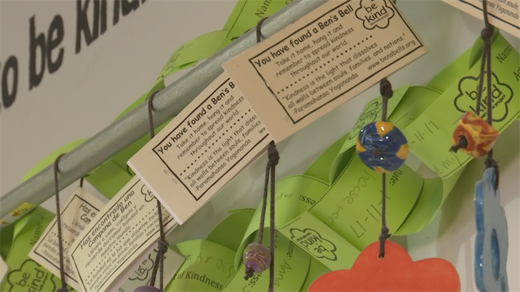 Ben's Bells project spreads kindness throughout Arizona