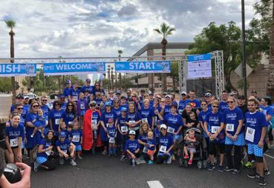 Running to fight colon cancer