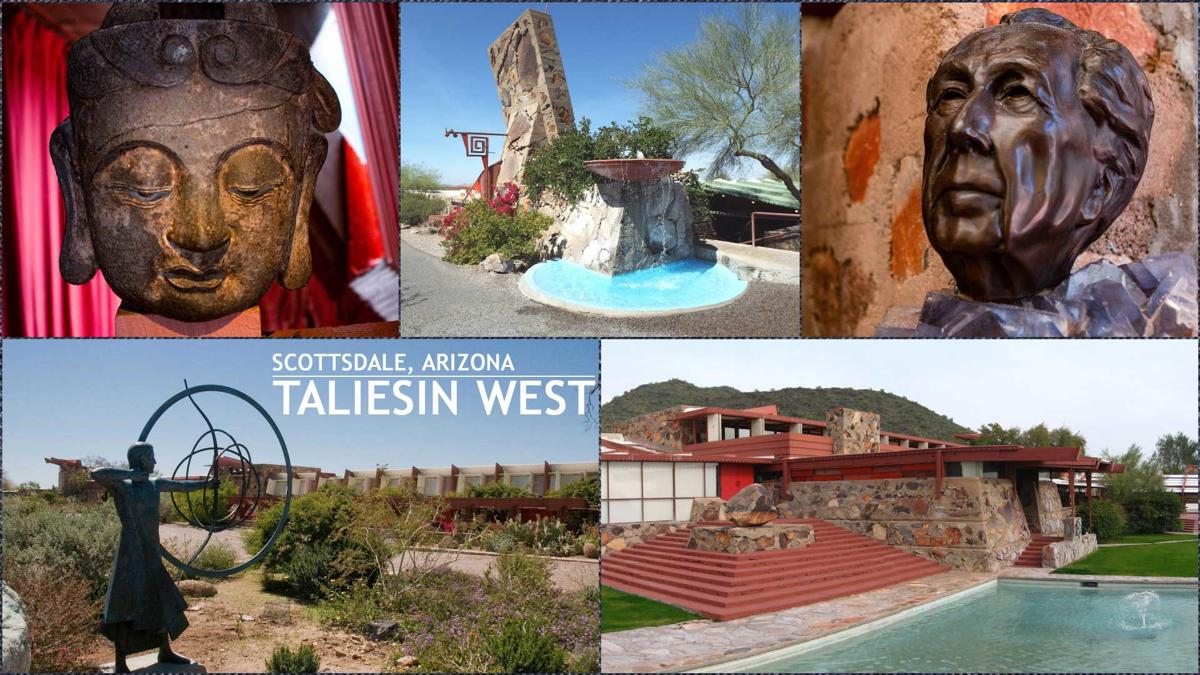 Taliesin West added to World Heritage List