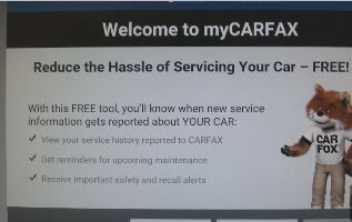 Dispute Carfax errors before trading-in your vehicle