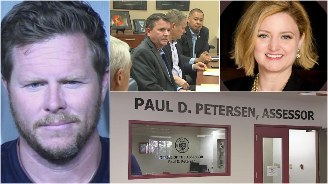 Suspended Maricopa County assessor Paul Petersen to appeal decision next month