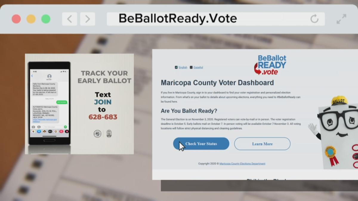 Maricopa County Voter Dashboard