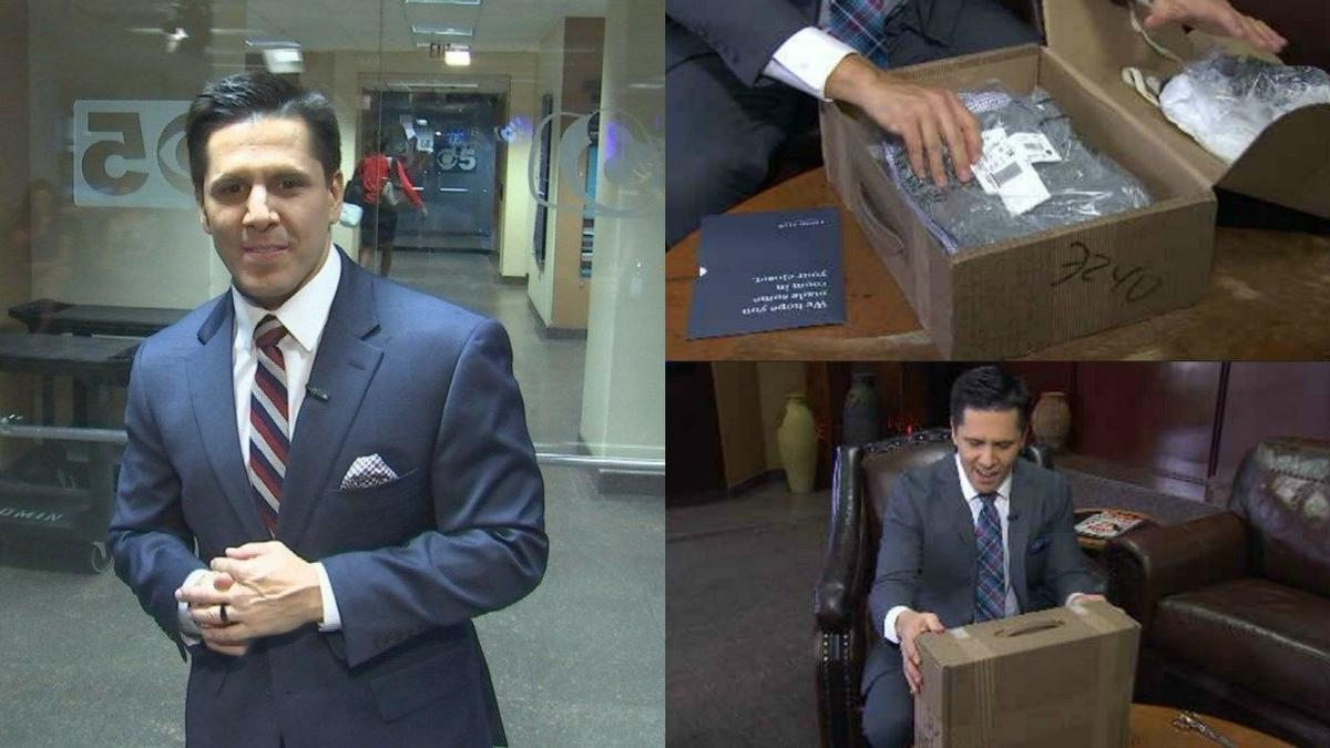 There's a box for that: Men's fashion