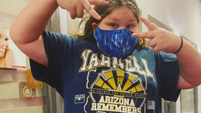 Ahwatukee girl hospitalized for rare inflammatory disease from COVID-19