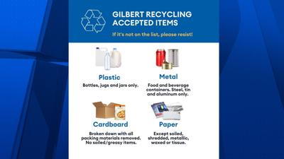 Gilbert recycling changes