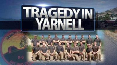 Yarnell Hill Fire: Firefighters survived initial wildfire surge