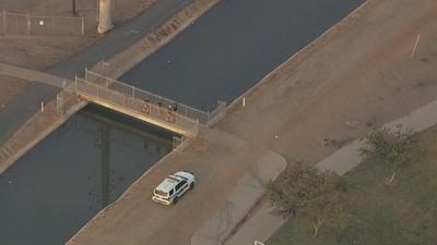 Body recovered from canal