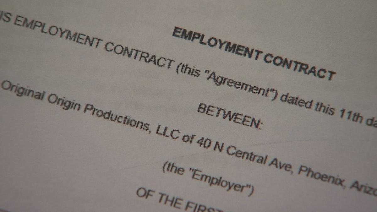 College grad moves cross-country to Phoenix for possibly fake job