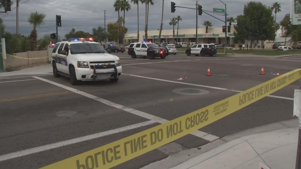 Tempe PD: 14-year-old boy with airsoft gun shot, killed by