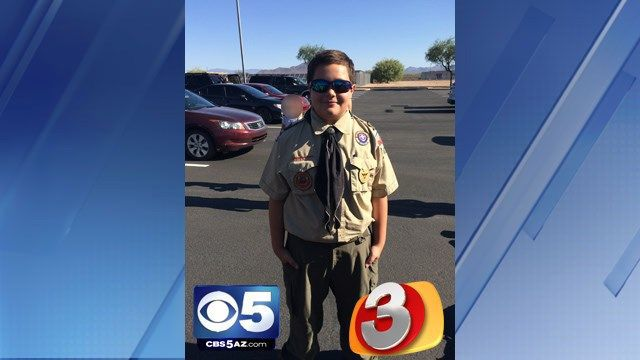 12-year-old boy who died after hiking in AZ heat was with mother's boyfriend