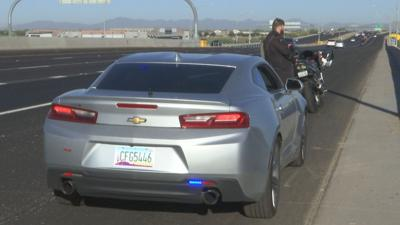 DPS trooper catches speedy drivers