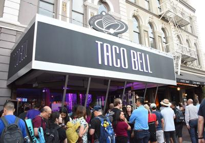 Taco Bell voted best Mexican restaurant in the country