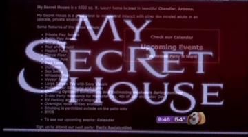 Doors closing at 'My Secret House' swingers club in Chandler neighborhood